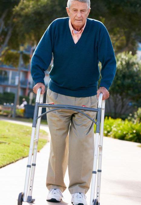 Risk of Falling in Elderly Patients