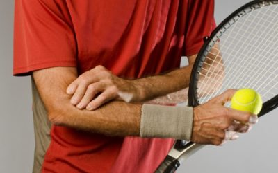 Tennis Elbow: not just for Tennis Players